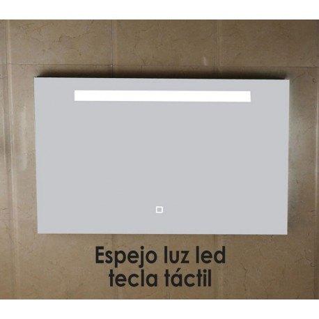 Espejo luz led