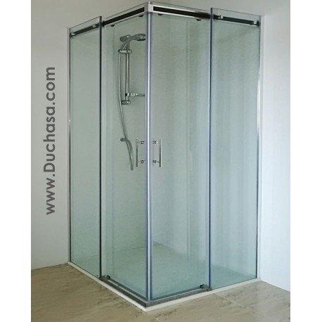 Silver guía bicolor vidrio incoloro (consultar precios)